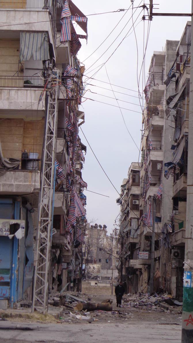 Eynesil ve Trabzonun Yardımları Suriyede 18