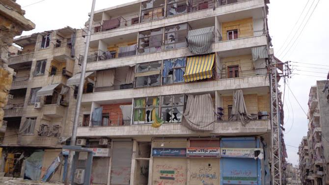 Eynesil ve Trabzonun Yardımları Suriyede 19