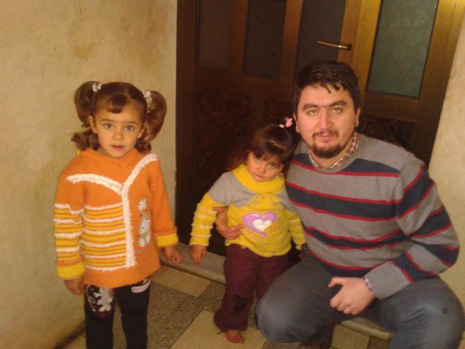 Eynesil ve Trabzonun Yardımları Suriyede 2