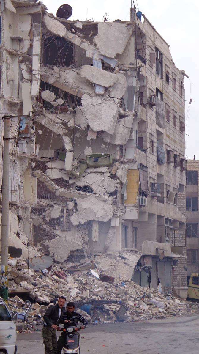 Eynesil ve Trabzonun Yardımları Suriyede 20
