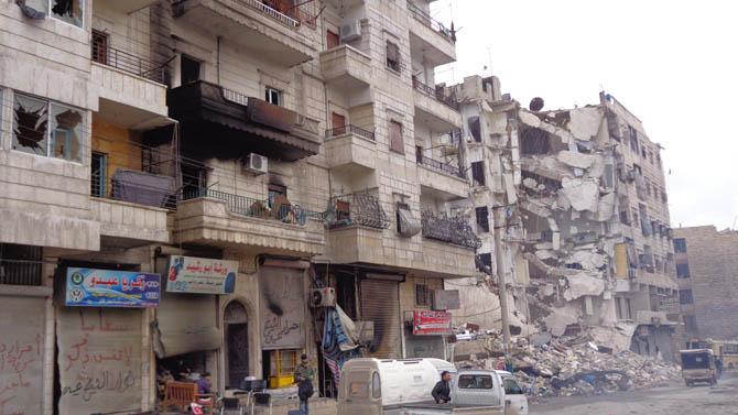 Eynesil ve Trabzonun Yardımları Suriyede 21