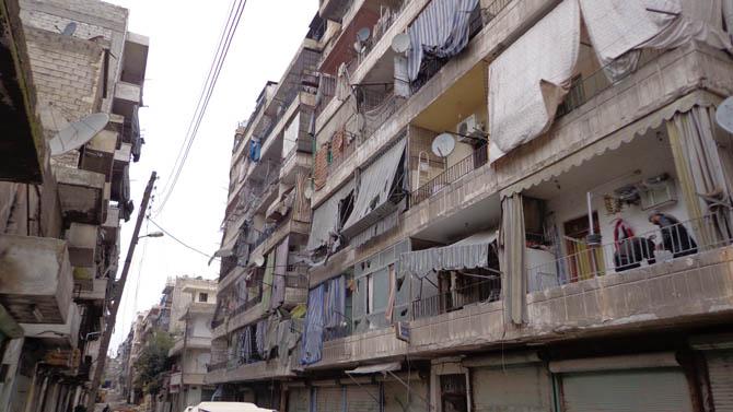Eynesil ve Trabzonun Yardımları Suriyede 23