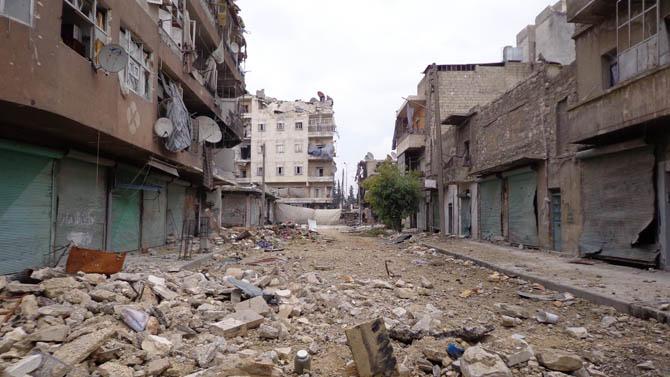 Eynesil ve Trabzonun Yardımları Suriyede 24