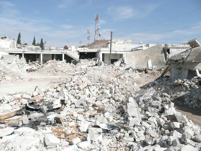 Eynesil ve Trabzonun Yardımları Suriyede 27