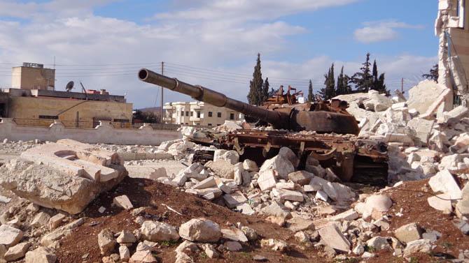 Eynesil ve Trabzonun Yardımları Suriyede 7