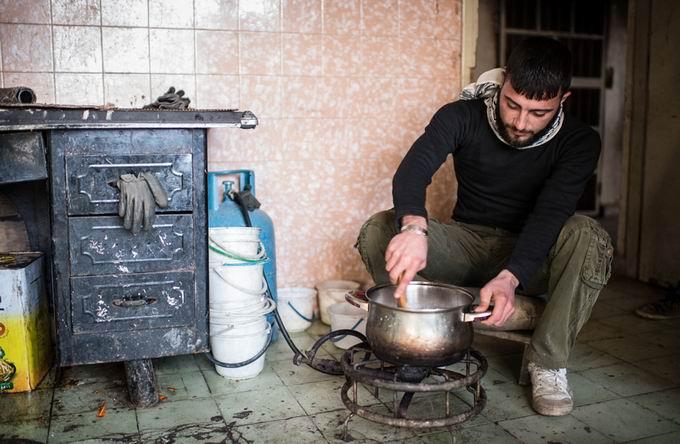 Suriyeli Direnişçilerin Ağır Silah Sanayisi 15