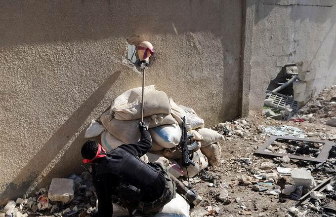 Suriyeli Direnişçilerin Ağır Silah Sanayisi 28