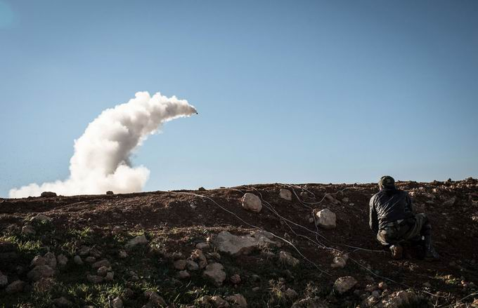Suriyeli Direnişçilerin Ağır Silah Sanayisi 3