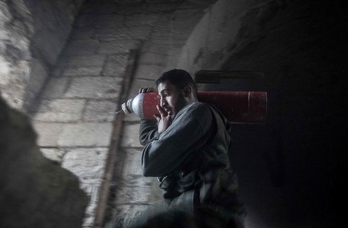 Suriyeli Direnişçilerin Ağır Silah Sanayisi 36