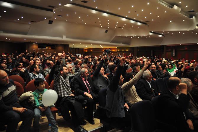 9 Mart Suriye İntifadası ile Dayanışma Gecesi 1