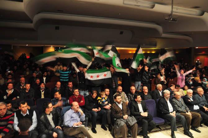 9 Mart Suriye İntifadası ile Dayanışma Gecesi 13