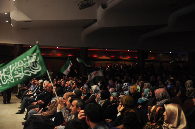 9 Mart Suriye İntifadası ile Dayanışma Gecesi 19