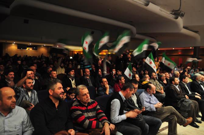 9 Mart Suriye İntifadası ile Dayanışma Gecesi 22