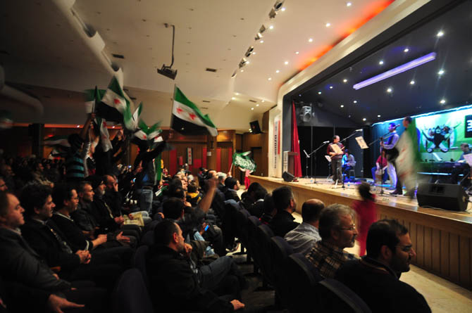 9 Mart Suriye İntifadası ile Dayanışma Gecesi 23
