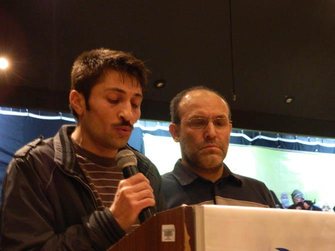 9 Mart Suriye İntifadası ile Dayanışma Gecesi 26
