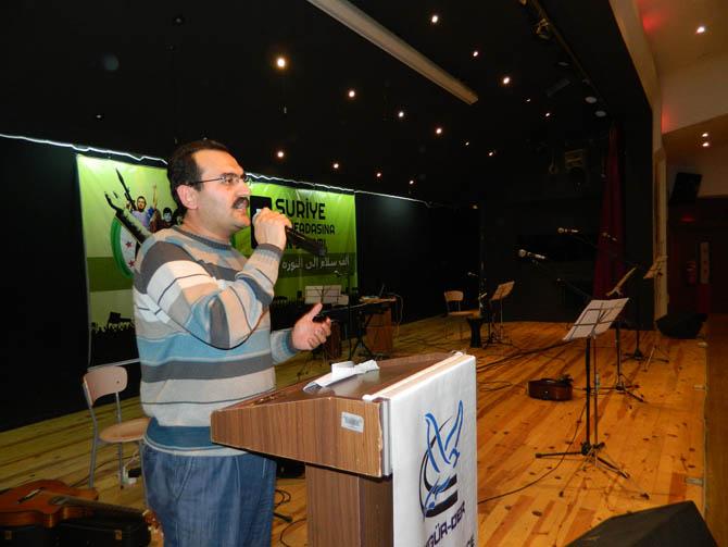 9 Mart Suriye İntifadası ile Dayanışma Gecesi 29