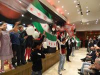 9 Mart Suriye İntifadası ile Dayanışma Gecesi 31