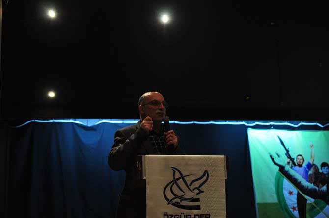 9 Mart Suriye İntifadası ile Dayanışma Gecesi 4