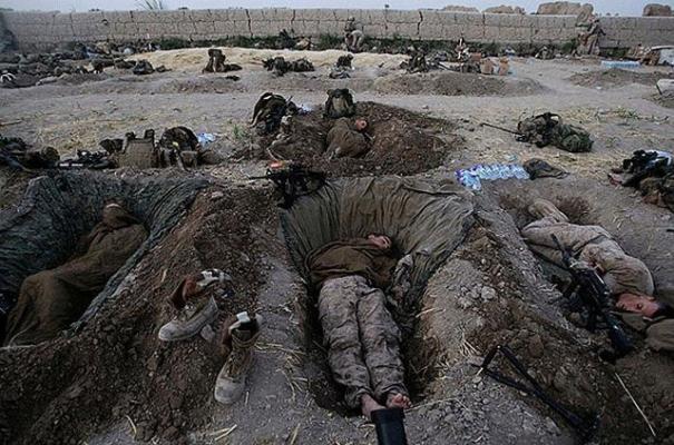 Savaş ve İnsan Manzaraları 1