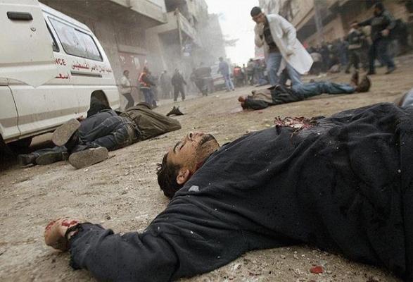 Savaş ve İnsan Manzaraları 12