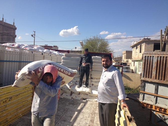 Amasyada Suriyeye Yardım 10