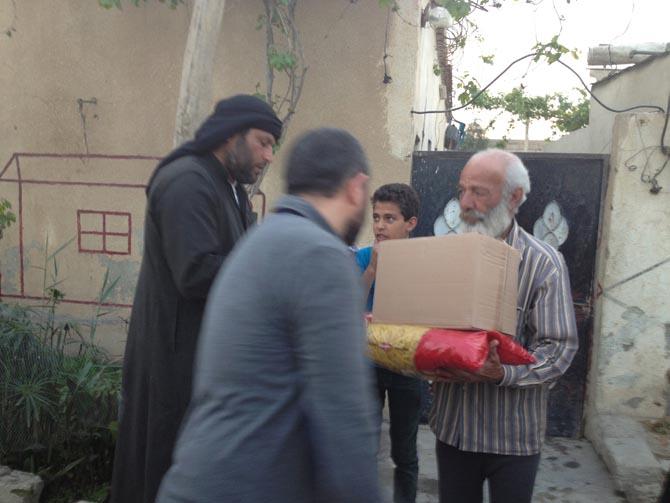 Amasyada Suriyeye Yardım 17