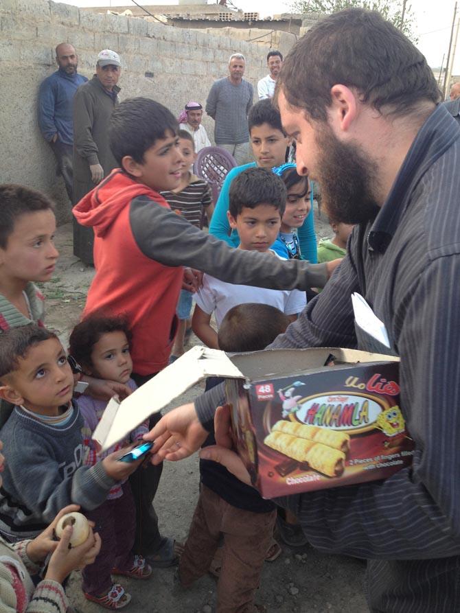 Amasyada Suriyeye Yardım 2