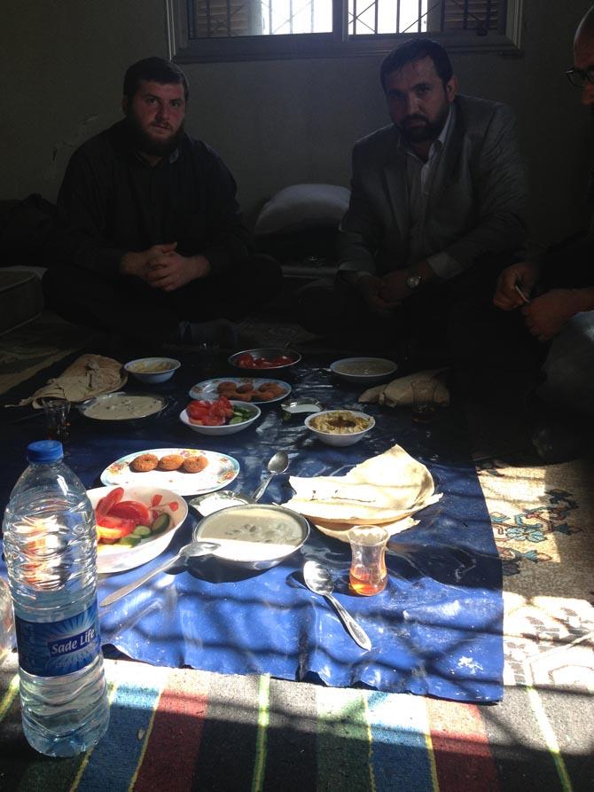 Amasyada Suriyeye Yardım 3