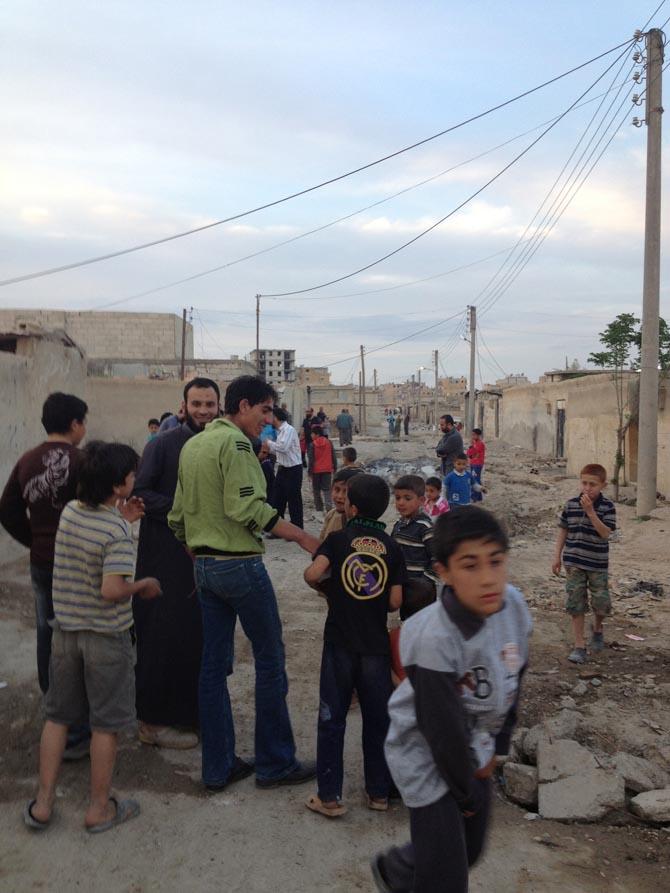 Amasyada Suriyeye Yardım 5