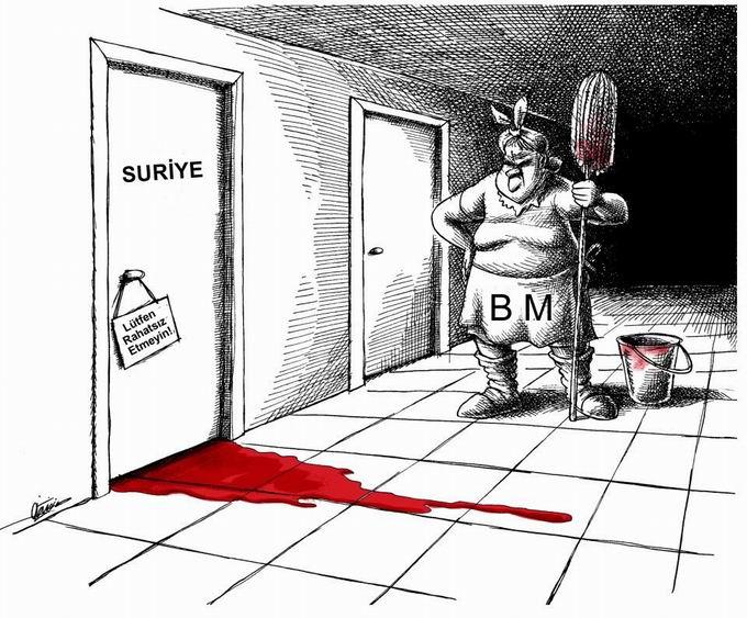 BM Esedin Katliamlarının Bitmesini Bekliyor! 1