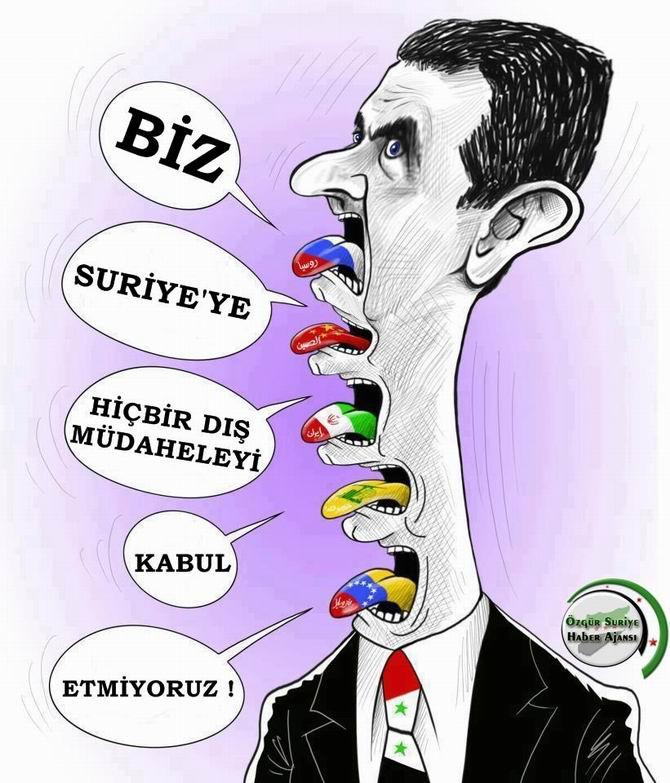 Suriyeye Dış Müdahale İstemiyoruz!!! galerisi resim 1