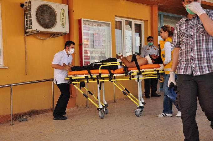 Türkiye-Suriye Sınırında Çocuklar Bombalandı!  4