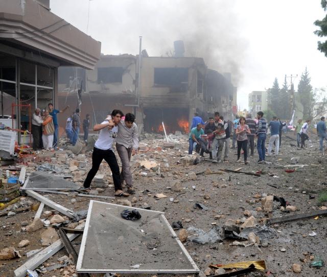 Reyhanlıda Patlama Meydana Geldi: 43 Ölü 10
