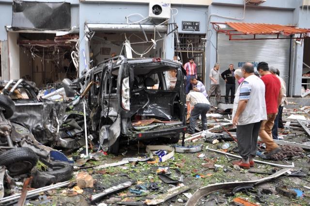 Reyhanlıda Patlama Meydana Geldi: 43 Ölü 11