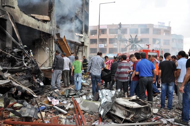 Reyhanlıda Patlama Meydana Geldi: 43 Ölü 13