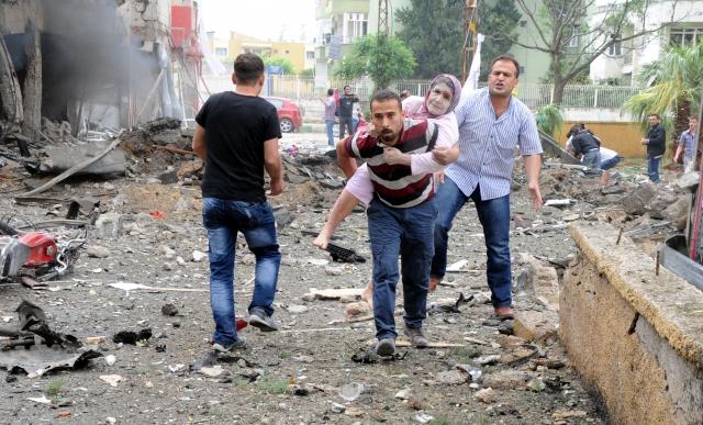 Reyhanlıda Patlama Meydana Geldi: 43 Ölü 15
