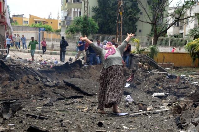 Reyhanlıda Patlama Meydana Geldi: 43 Ölü 2