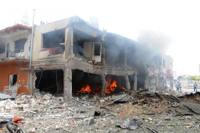 Reyhanlıda Patlama Meydana Geldi: 43 Ölü 6