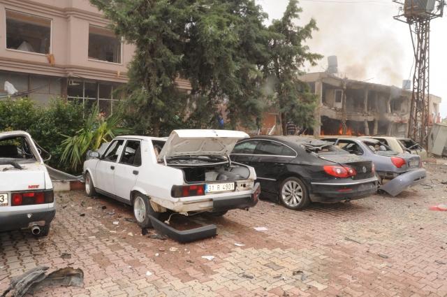 Reyhanlıda Patlama Meydana Geldi: 43 Ölü 7