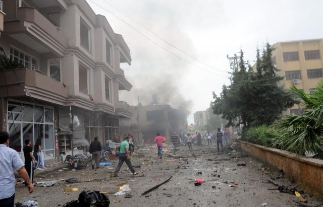 Reyhanlıda Patlama Meydana Geldi: 43 Ölü 9