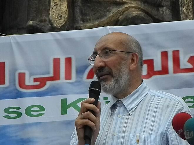 """Fatih'te """"Kudüs'e Küresel Yürüyüş"""" Eylemi 22"""