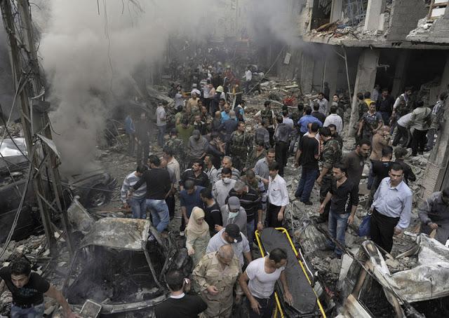 Fotoğraflarla Suriye'de Direniş ve Esed Zulmü 10