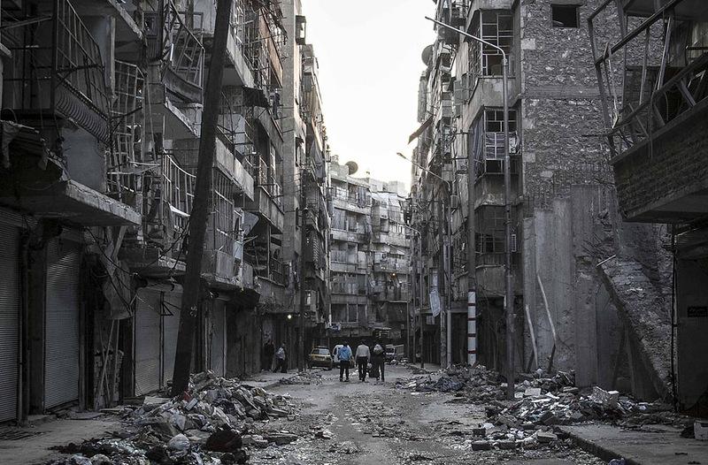 Fotoğraflarla Suriye'de Direniş ve Esed Zulmü 12