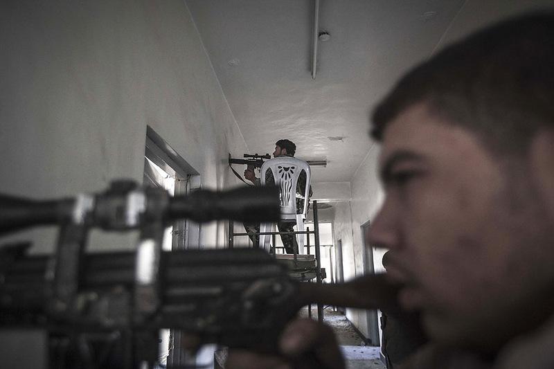 Fotoğraflarla Suriye'de Direniş ve Esed Zulmü 15