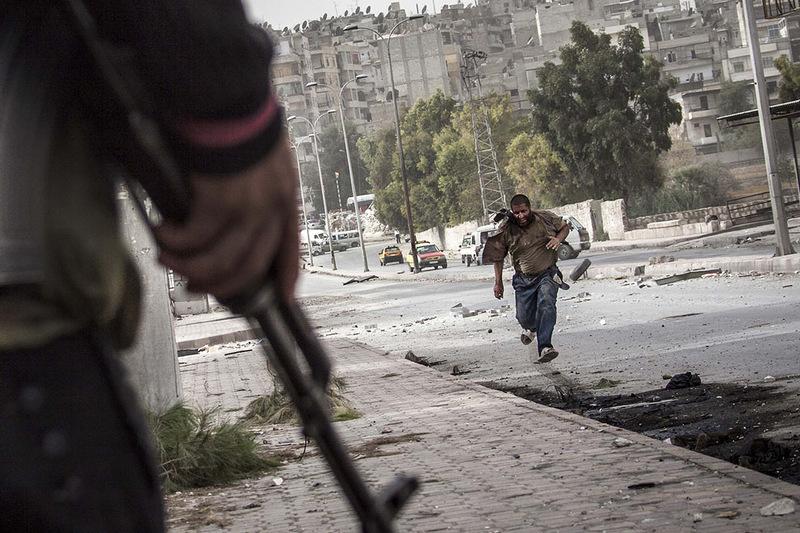 Fotoğraflarla Suriye'de Direniş ve Esed Zulmü 16