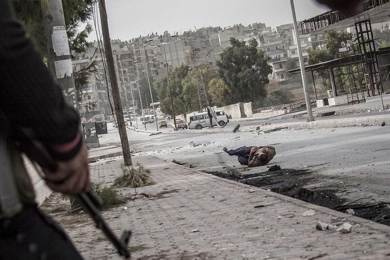 Fotoğraflarla Suriye'de Direniş ve Esed Zulmü 17