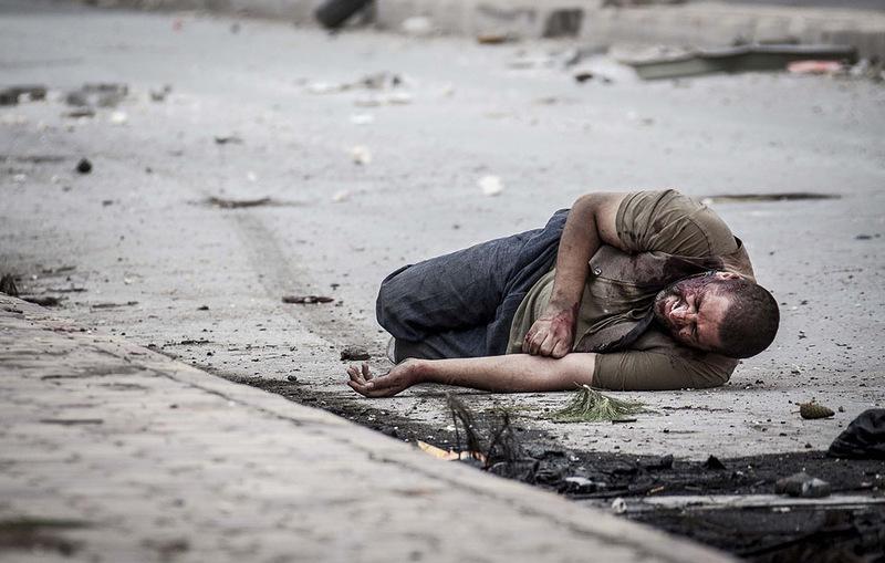 Fotoğraflarla Suriye'de Direniş ve Esed Zulmü 18