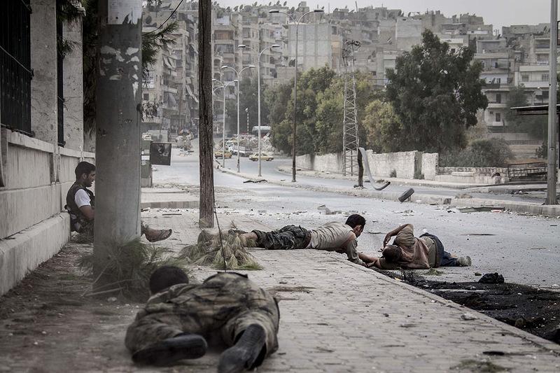 Fotoğraflarla Suriye'de Direniş ve Esed Zulmü 19