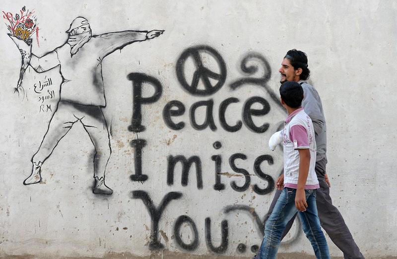 Fotoğraflarla Suriye'de Direniş ve Esed Zulmü 21