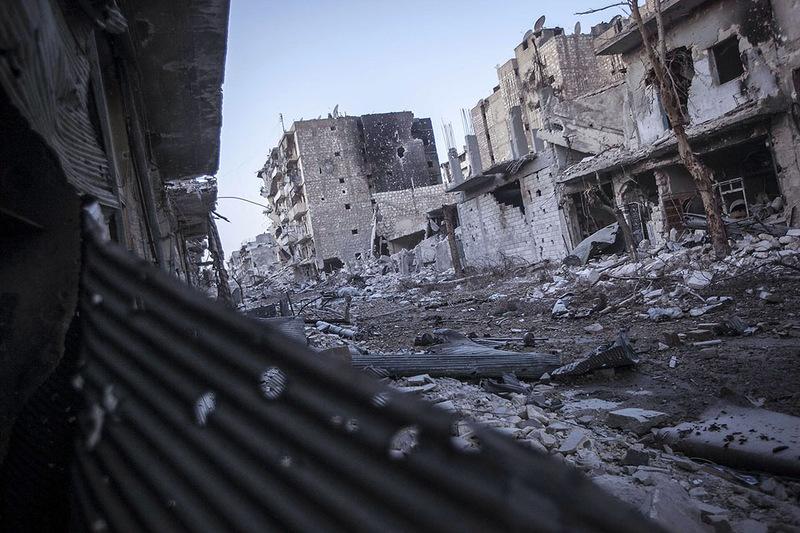 Fotoğraflarla Suriye'de Direniş ve Esed Zulmü 22